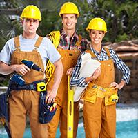 Custom Pool Builders