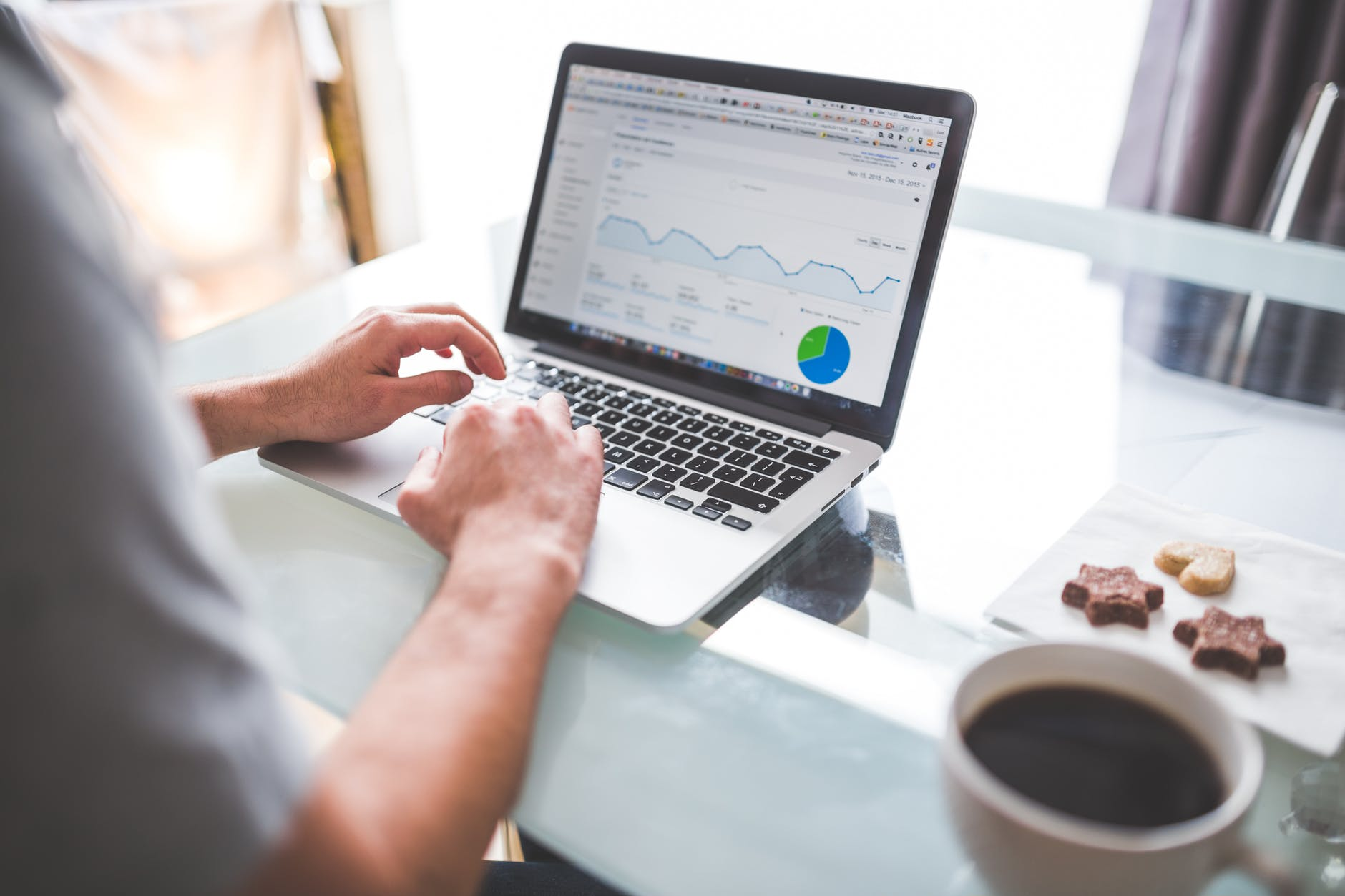 Digital Marketing Analysis Mold Damage