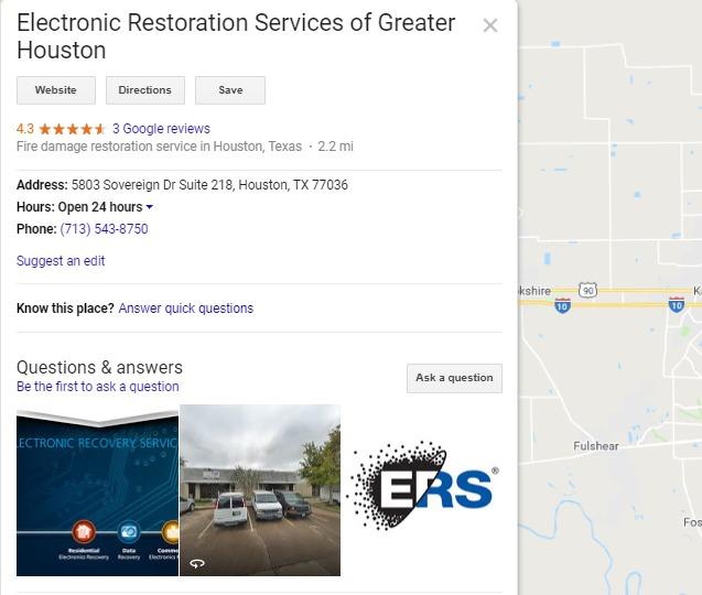 fire damage restoration google mybusiness optimization destiny marketing solutions