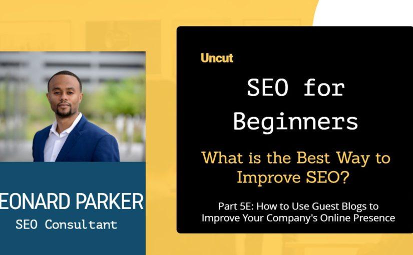 guest blogging online brand presence destiny marketing solutions houston seo