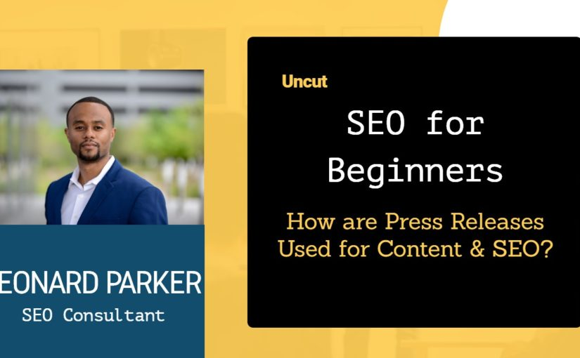 how press releases are used for content and seo destiny marketing solutions