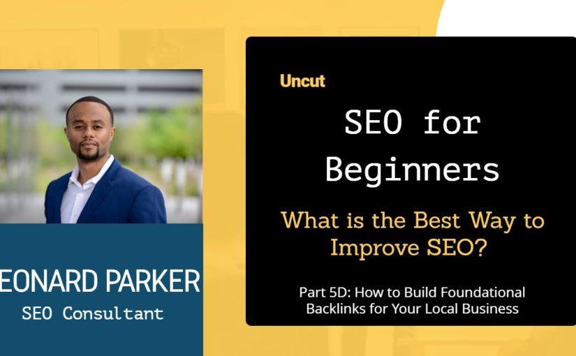 link building foundational backlinks brand building houston seo destiny marketing solutions
