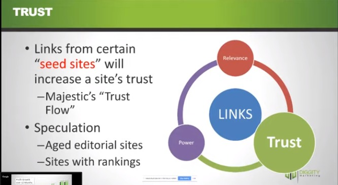 trust link building houston seo destiny marketing solutions
