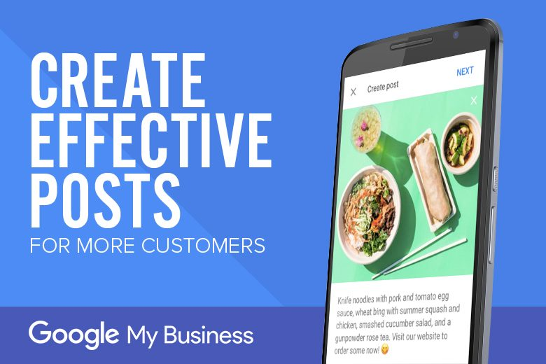 google my business post and offers water damage restoration group