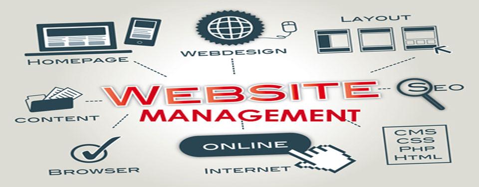 website management destiny marketing solutions