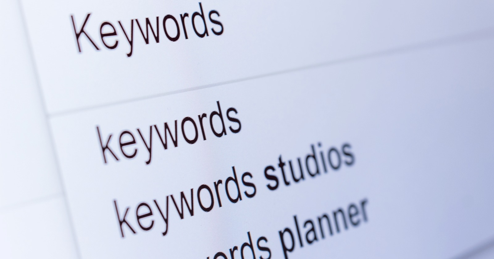 keywords government contractors destiny marketing solutions