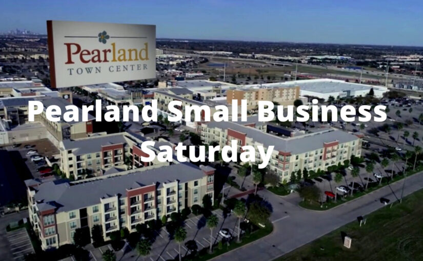 pearland small business saturday destiny marketing solutions