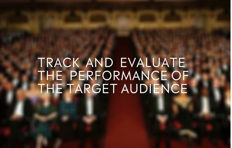 track and evaluate the performance destiny marketing solutions