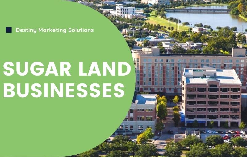 sugar land businesses destiny marketing solutions