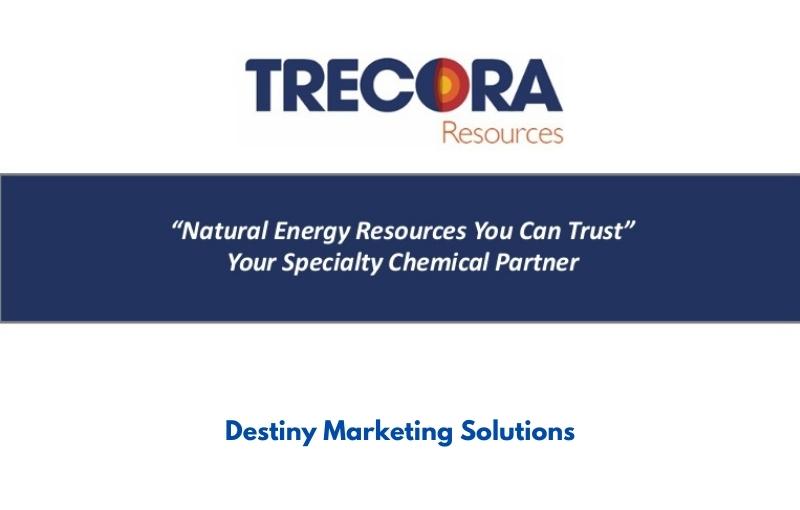 trecora resources destiny marketing solutions