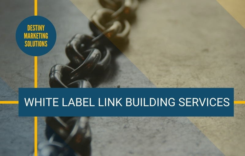 White-Label Link Building Services