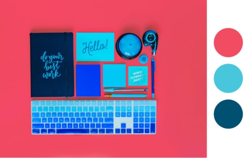 prominent fonts and color schemes destiny marketing solutions