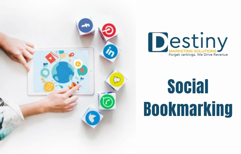 social bookmarking destiny marketing solutions