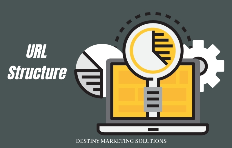 url structure destiny marketing solutions