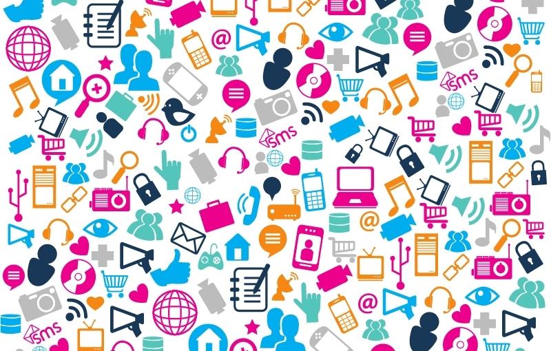 who establish a presence on social media destiny marketing solutions