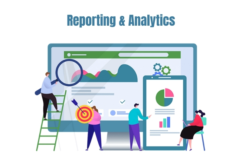 reporting and analytics destiny marketing solutions