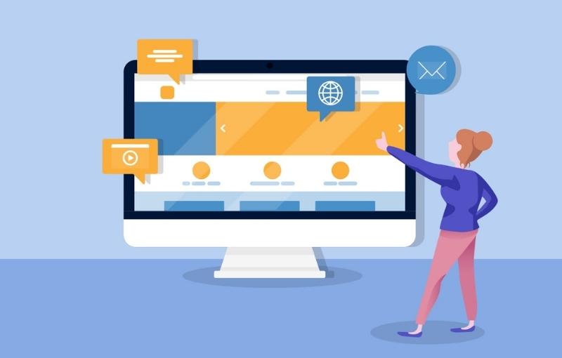 web design destiny marketing solutions