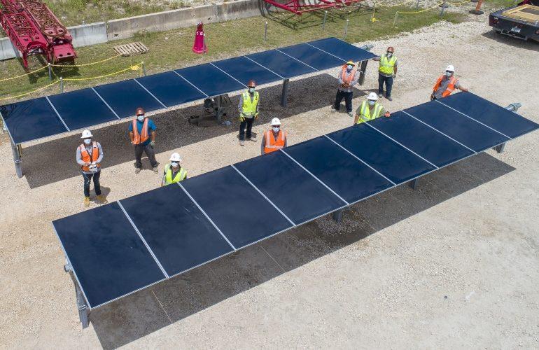 Bechtel to construct 140-MW Cutlass Solar project in Texas