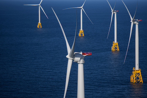 Ørsted, Eversource commit $5 million to university's offshore wind research initiatives