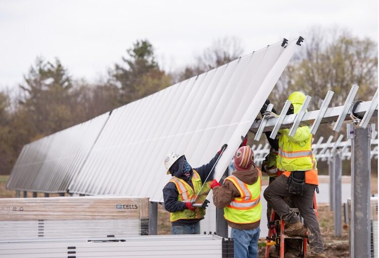 Upstate New York's first utility-scale solar projects set to come online this year