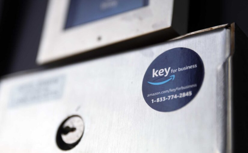 Getting a 'key' to your apartment building