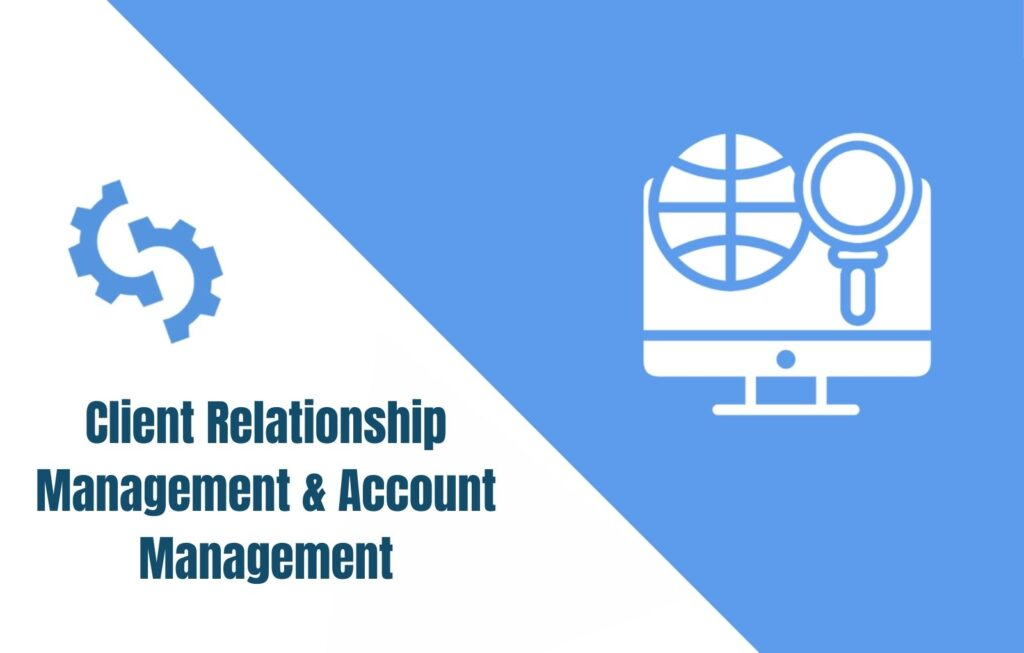 Client relationship management & account management destiny marketing solutions